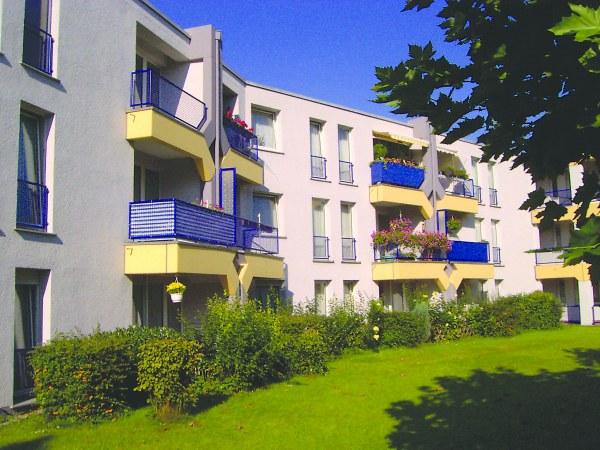 Seniorenwohnungen Friedrich-Lange-Straße